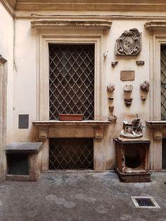 #Rome10YearsOnTour...Palazzo Pasolini dall'Onda. #CortiliAperti2017 #OpenCourtyards #PalazzoPasolinidallOnda #Rome #Roma
