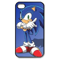 Custombox Sonic the Hedgehog Iphone 4/4s Case Plastic Hard Phone case-iPhone 4-DF01285 - http://www.gamezup.com/custombox-sonic-the-hedgehog-iphone-44s-case-plastic-hard-phone-case-iphone-4-df01285 - http://ecx.images-amazon.com/images/I/51f0koMlmnL.jpg