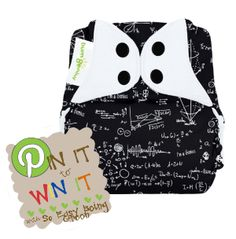 Pin It to Win It: a bumGenius 4.0 from Bouncing Babies & the So Easy Being Green blog!  #sebgpin