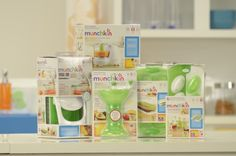 Munchkin Fresh Baby Food System
