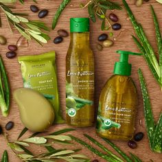 Want soft, smooth skin? Then you have to try our Caring Love Nature range with olive oil and aloe vera! #Oriflame #❤️nature