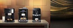 Siemens EQ automatic bean to cup coffee machines | Siemens Home UK Coffee Machines, Keurig, Coffee Maker, Kitchen Appliances, Technology, Design, Coffee Maker Machine, Diy Kitchen Appliances, Tech