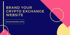 want to gain more audiences for your crypto exchange website? Promote and brand your exchange website with us Euro Exchange Rate, Female Marines, Ga In, Brand You, Cryptocurrency, Seo, Crying, Digital Marketing, Website
