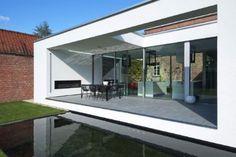 Sapa verbetert isolatiewaarde aluminium ramen op BATIBOUW 2013