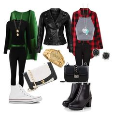 Cool Style by tamara-katharina on Polyvore featuring polyvore, fashion, style, Pure Collection, VIPARO, Max Studio, J Brand, Converse, Valentino, Rolex, Mark Broumand, Tiffany & Co., Jennifer Zeuner and clothing