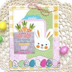enter description here Little Bow, Cute Little Girls, Hip Hop Hooray, Hip Hop Songs, How To Make Banners, Pink Gingham, Easter Holidays, Cute Bunny, Pattern Paper