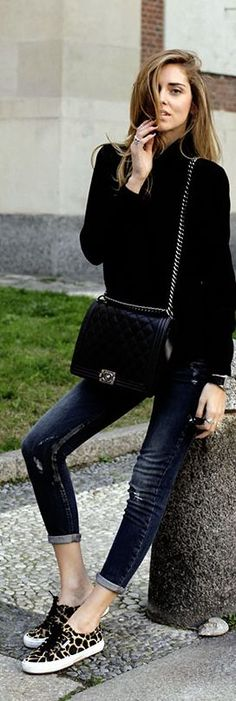 In Milano For Three Days by The Blonde Salad => Click to see what she wears