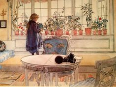 Have this too....by Carl Larsson
