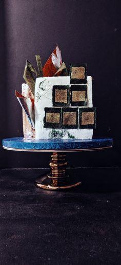 Elmo's Cakery, kakkutaide, minecraftkakku, nerfpyssykakku, uniikit ja taiteelliset kakut, persoonalliset kakut. Elmo, Cake Art, Contemporary, Painting, Beautiful, Art Cakes, Painting Art, Paintings, Painted Canvas