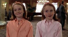 Screencap Gallery for The Parent Trap Bluray, Adventure, Comedy, Drama). The Parent Trap is a 1998 remake of the 1961 family film of the same name. It was directed and co-written by Nancy Meyers, and produced and co-written by Movies Showing, Movies And Tv Shows, Parent Trap Movie, Dibujos Cute, Netflix, Lindsay Lohan, Music Tv, Celebs, Celebrities