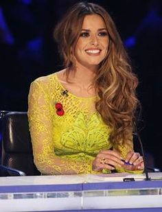 What diamonds did Cheryl wear? Read all about it on www.crystalandvanilla.co.uk