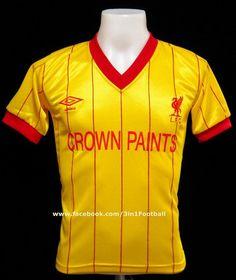 c7a986323 Liverpool 1992 Away. Retro ShirtsLiverpoolPolo ShirtShirtsPolo