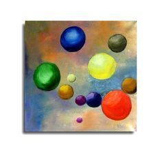 Abstract  PAINTINGoil paintingunique canvas by oilpaintingflowers