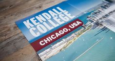 Kendall College - International Recruitment Kit Posters