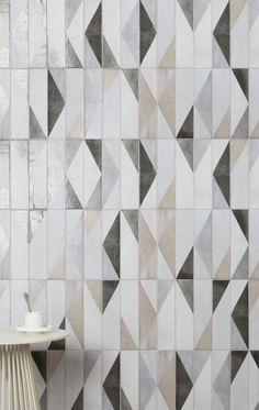 Discover the 6 top tile trends for 2018 by tile experts Mandarin Stone, including marble, textured and outdoor porcelain tiles. Outdoor Porcelain Tile, Porcelain Tiles, Johnson Tiles, Mandarin Stone, Fireplace Tile Surround, Baroque Furniture, Latte, Laundry Room Inspiration, Marble Wall
