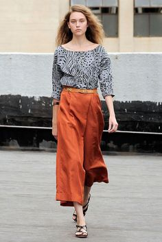 Rachel Comey   Spring 2010 Ready-to-Wear Collection   Style.com