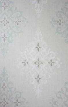 <p><span>A diamond shaped damask motif printed with a slightly distressed effect. Holmwood is a nineteeth century house in Cathcart built in the neo-classical Greek style.</span></p>