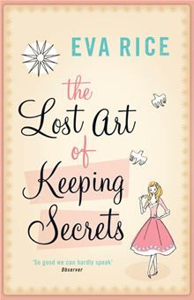 THE LOST ART OF KEEPING SECRETS was selected for the Richard and Judy Book club when it was published in paperback. Set in the 1950s, in an England still recovering from the Second World War, it is…  read more at Kobo.