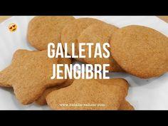 Hola! Mi nombre es Natalia Salazar de Pastelería Creativa y en esta nueva entrada te enseñocómohacer galletas de jengibre o ginger snaps
