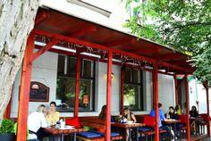 Restaurant Centimetr Prague