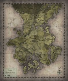 61 Best DnD Countries & Continents Maps images