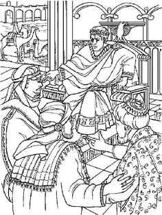 Parable of the rich fool coloring page parables for Parable of the rich fool coloring page