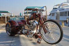 Jack Daniels Motorcycle