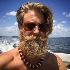 cool 25 Astonishing Blonde Beard Styles - No Reasons to Be Shy More