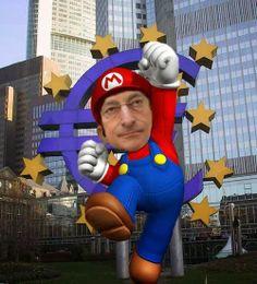 IL GRANDE BLUFF: Anche io volevo parlarvi di San Draghi e dei suoi ...