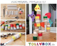 Besten paper rolls klopapierrollen basteln mit kindern