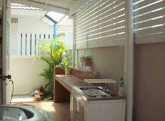 38 Ideas diy house projects kitchens laundry rooms for 2019 Outdoor Laundry Rooms, Living Room New York, Dirty Kitchen, Home Design Floor Plans, Backyard Kitchen, Diy House Projects, Backyard Projects, Diy Kitchen Decor, Cool Apartments