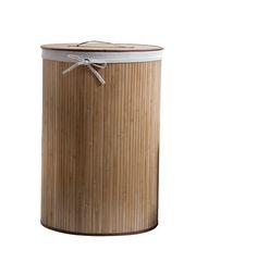 Panier à linge rond « Bambou » | Compactor