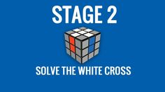 How to Solve a Rubik's Cube - Stage 2 - http://www.thehowto.info/how-to-solve-a-rubiks-cube-stage-2/