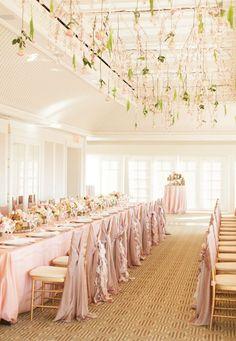 Trends we Love: Hanging Wedding Decor Wedding Chairs, Wedding Table, Our Wedding, Dream Wedding, Wedding Reception, Wedding Trends, Wedding Designs, Wedding Ideas, Festa Party