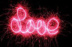 love fireworks