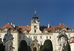 Milotice zámek Mansions, House Styles, Home, Decor, Decoration, Manor Houses, Villas, Ad Home, Mansion
