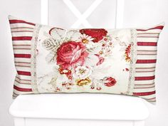 Pillow Personality with Fairfield Processing: Romantic | Sew4Home