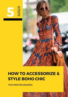Boho-Chic is all about layers and colors , here we will demonstrate the well-known accessorizing way that will style you Boho Chic . Boho Fashion Fall, Boho Festival Fashion, Women's Fashion, Bohemian Style Clothing, Boho Style, Mode Boho, Boho Accessories, Native American Fashion, Petite Women
