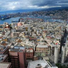 Concerts in Genoa, Italy Holiday Hotel, Italy Holidays, Italian Beauty, Hotel Deals, Best Cities, Old Town, Paris Skyline, City Photo, Home