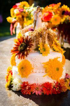 Autumn wedding // Eric Asistin Photography