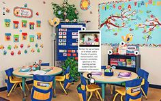 Creative and coordinated classrooms come to life! Click to check out interactive photos and get inspired!   Are you more Boho Birds or Wild Style?