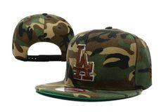 70c18270c0c Кепка Snapback Los Angeles Dodgers (LA) с прямым козырьком (рэперская)  Dodger Hats