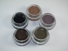Maybelline Dare to Go Nude Color Tattoo Eyeshadows Fall 2014