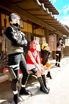 yuito(yuito) Sakura Haruno Cosplay Photo - Cure WorldCosplay