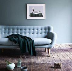 Anne i det nyeste @boligliv_dk - Foto: @pernilleenoch & styling: @nadjawehliz ♡  #sofakompagniet #sofa #anne #boligindretning #danskdesign #danishdesign #scandinaviandesign #boliginspiration