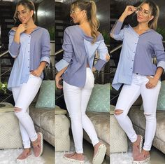All Fashion, Cute Fashion, Asian Fashion, Fashion Dresses, Womens Fashion, Dress Down Friday, Casual Wear, Casual Outfits, Summer Outfits