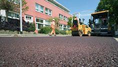 Heijmans komt met een speciale asfaltoplossing Recoflex Vélo. Daarmee zijn bestaande fietspaden snel op te knappen en klinkerwegen om te vormen tot fietspaden.  Volgens Heijmans heeft Nijmegen de primeur. Daar is het asfalt aangebracht op het fietspad aan de Hatertseveldweg.