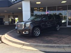 15 best Cars        images on Pinterest   Cars  Autos and Dream cars Today we ll take a look at the 2015 GMC Yukon XL Denali  I d like to thank AutoNation  Buick GMC Park Meadows for letting me do this video