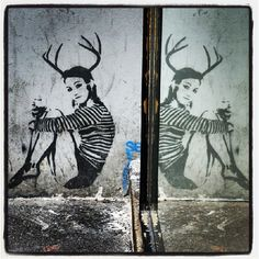 Nice stencils everywhere Stencils, Moose Art, Nice, Painting, Animals, Graz, Animales, Animaux, Painting Art