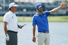 dustin johnson 2016 | Dustin Johnson declares 'don't pair me with Phil' at next week's Ryder ...